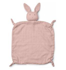 Liewood Liewood Agnete cuddle teddy rabbit rose