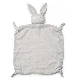 Liewood Liewood knuffeldoek rabbit dumbo grey