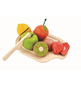 Plan Toys Plan Toys assortiment fruit 18M+