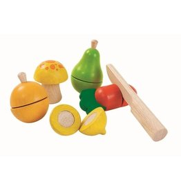 Plan Toys Plan Toys fruit en groenten set 18M+