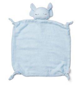 Liewood Liewood knuffeldoek elephant baby blue