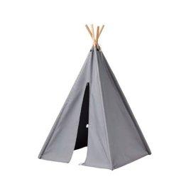 Kid's Concept Kid's Concept mini tipi tent grijs