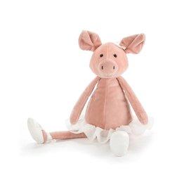 Jellycat Jellycat Dancing Darcey piglet