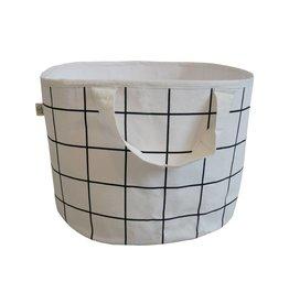 Wildfire Wildfire storage bag  grid + white