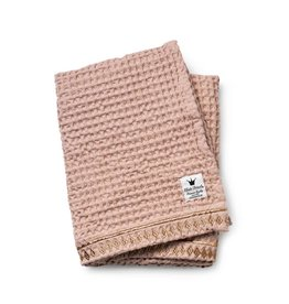 Elodie Details Elodie Details deken waffle gilded pink 70x100