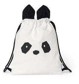 Liewood Liewood gym bag panda creme de la creme