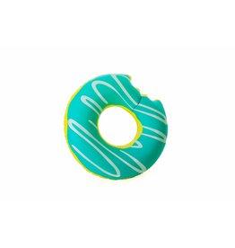 Didak Opblaasbare mega blauwe donut