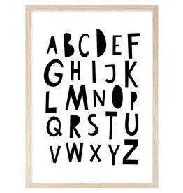 Mini Learners Mini Learners poster Alphabet