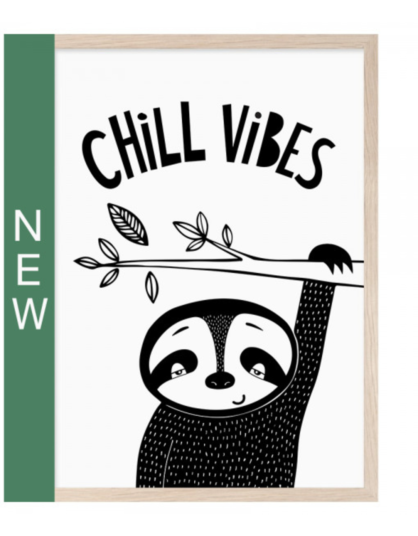 Mini Learners Mini Learners poster Chill vibes
