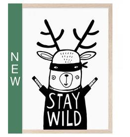 Mini Learners Mini Learners poster Deer to stay wild