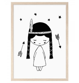 Mini Learners Mini Learners poster Pocahontas