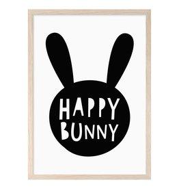 Mini Learners Mini Learners poster Happy bunny