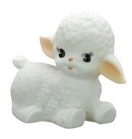 Land of Kids Land of Kids nachtlampje wooly lamb