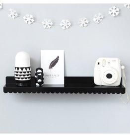 Eina Design Eina Design wandplank zwart 50 cm
