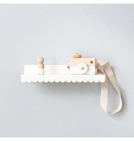Eina Design Eina Design wandplank wit 29 cm