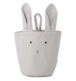 Liewood Liewood opbergmand rabbit dumbo grey