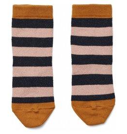 Liewood Liewood kousjes stripe rose/navy