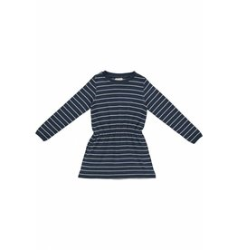 Gro Gro dress sailor navy/ecru