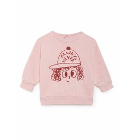 Bobo Choses Bobo Choses sweatshirt round neck always never mellow
