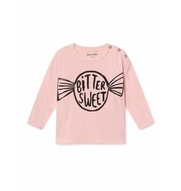 Bobo Choses Bobo Choses t-shirt round neck bitter sweet mellow