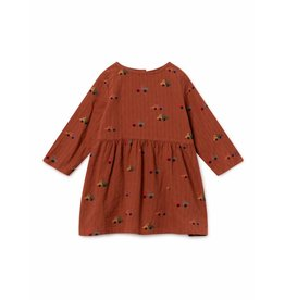 Bobo Choses Bobo Choses dress cars princess burnt