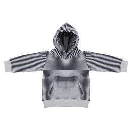 Little Indians Little Indians sweater hoodie basic stripes
