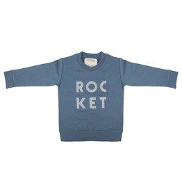 Little Indians Little Indians sweater rocket blue