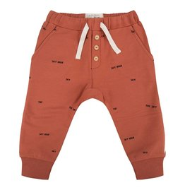 Little Indians Little Indians pants the sky baked clay