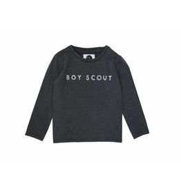 Sproet & Sprout Sproet & Sprout longsleeve boyscout black