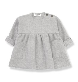 1 + in the family 1 + in the family dress luna light grey