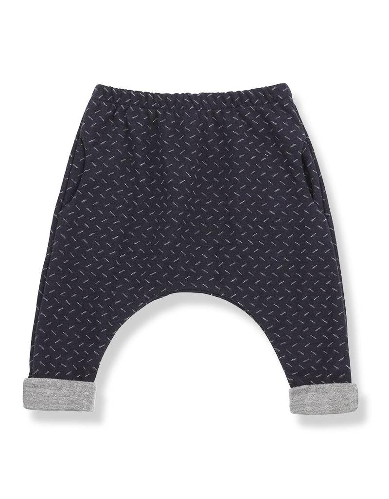 1 + in the family 1 + in the family pants therese blue/grey