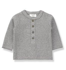 1 + in the family 1 + in the family shirt matt mid grey
