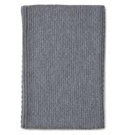 Liewood Liewood deken knit grey melange 80x80