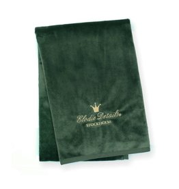 Elodie Details Elodie Details pearl velvet deken valley green