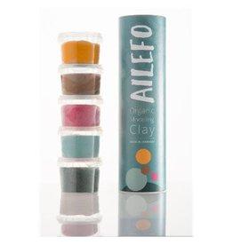 Ailefo Ailefo klei organisch 5x100 gram
