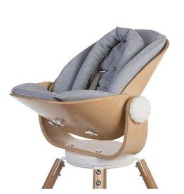 Childhome Childhome Evolu newborn comfortkussen jersey grijs