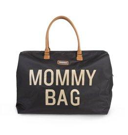 Childhome Childhome mommy bag black gold