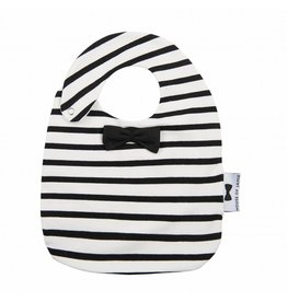 House of Jamie House of Jamie bow tie bib breton
