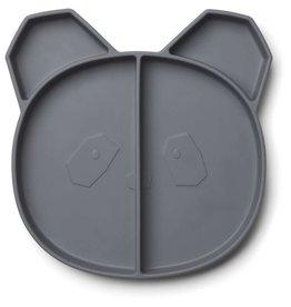 Liewood Liewood Maddox multi plate panda stone grey
