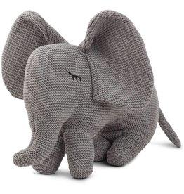 Liewood Liewood Dextor knit teddy elephant grey melange