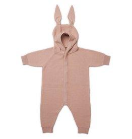 Liewood Liewood Linus knit jumpsuit rabbit rose