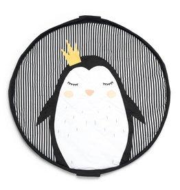 Play&Go Play&Go opbergzak soft pinguin
