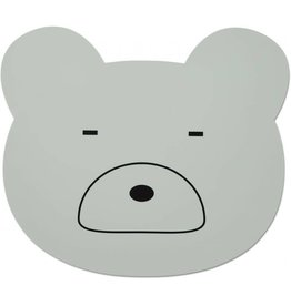 Liewood Liewood Aura placemat mr bear dusty mint