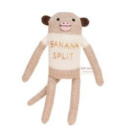 main sauvage main sauvage monkey soft toy