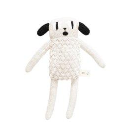 main sauvage main sauvage puppy soft toy