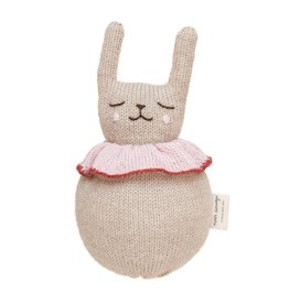 main sauvage main sauvage roly poly rabbit