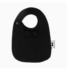 House of Jamie House of Jamie bow tie bib black