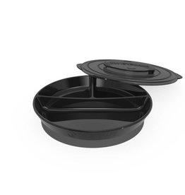 Twistshake Twistshake bord met vakken black