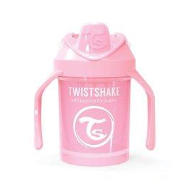 Twistshake Twistshake mini cup 230ml pastel pink