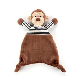 Jellycat Jellycat stripey monkey soother